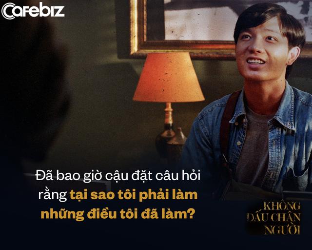 Phim ngắn của JV Trần Đức Việt được chọn tranh giải tại liên hoan phim Mumbai, cùng xem lại những triết lý đau nhưng đúng của người thành công  - Ảnh 6.