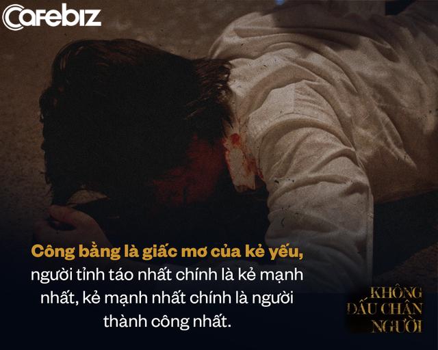 Phim ngắn của JV Trần Đức Việt được chọn tranh giải tại liên hoan phim Mumbai, cùng xem lại những triết lý đau nhưng đúng của người thành công  - Ảnh 9.