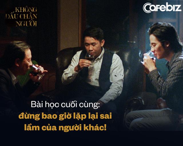 Phim ngắn của JV Trần Đức Việt được chọn tranh giải tại liên hoan phim Mumbai, cùng xem lại những triết lý đau nhưng đúng của người thành công  - Ảnh 13.