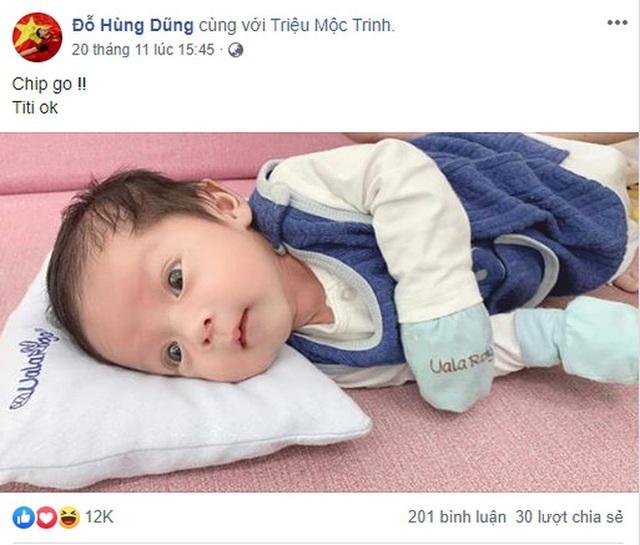 Cầu thủ U22 Việt Nam tái hiện màn ăn mừng ru con của huyền thoại Brazil tại World Cup, xứng đáng là ông bố của năm - Ảnh 8.