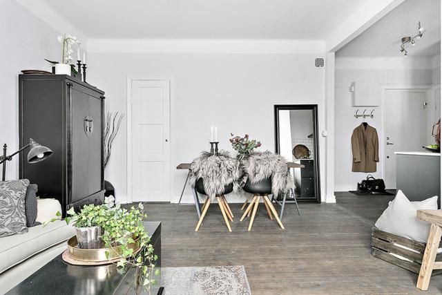 Chỉ vỏn vẹn 44m² nhưng căn hộ này đã khiến cho ai nhìn thấy cũng phải ngạc nhiên sự ăn gian diện tích đáng nể - Ảnh 9.