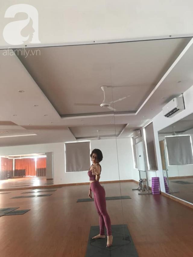 Vượt qua trầm cảm sau cú sốc con gái qua đời rồi phải đối diện với ung thư vòm họng khi 35 tuổi, mẹ đơn thân đi viện mổ một mình, sống vui vẻ, bỏ việc ổn định để làm HLV yoga - Ảnh 13.