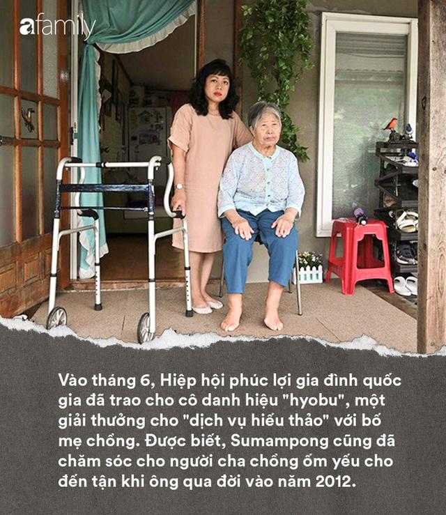 Con dâu chuẩn mực trong văn hóa gia trưởng của Hàn Quốc: Ba đầu sáu tay lo việc nhà cửa, coi chồng là vua và hiếu thảo với bố mẹ chồng - Ảnh 4.