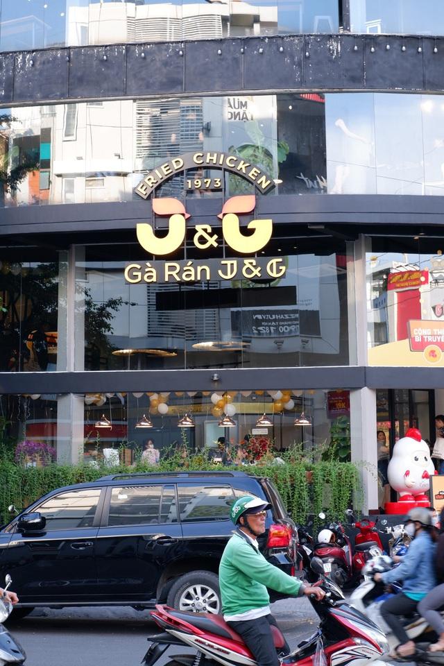 Thị trường gà rán Việt Nam xuất hiện thêm một tay đua cứng cựa: Là biểu tượng của du lịch Đài Loan và đã có hơn 550 cửa hàng trên khắp thế giới - Ảnh 1.