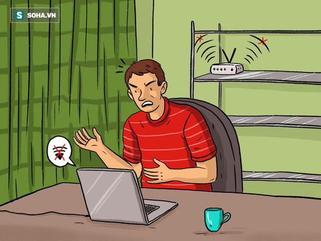 8 thứ trong nhà làm sóng wifi yếu đi mà chúng ta không biết - Ảnh 1.