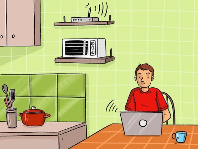 8 thứ trong nhà làm sóng wifi yếu đi mà chúng ta không biết - Ảnh 6.