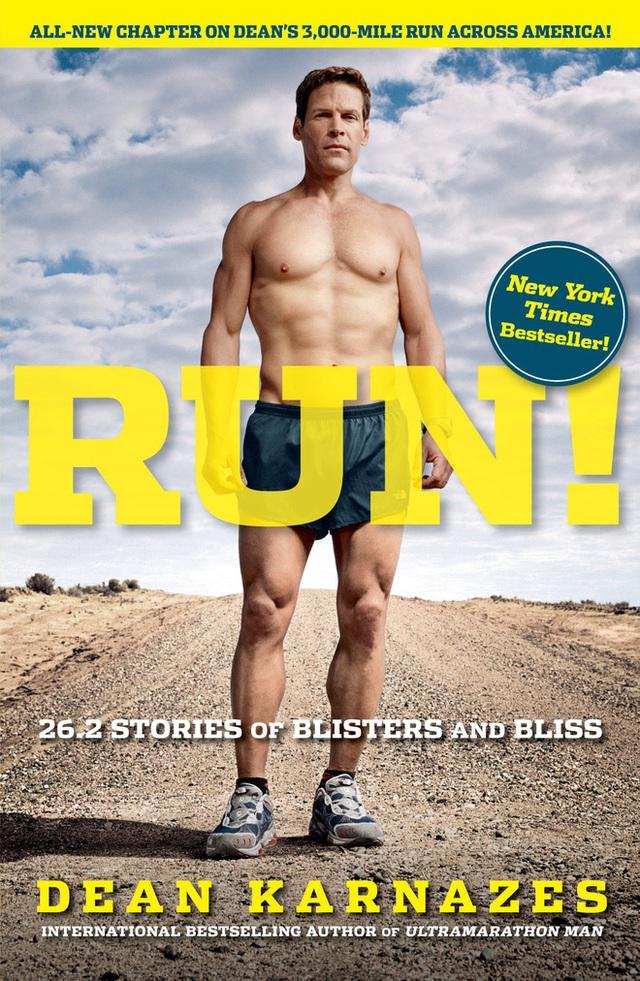 Siêu nhân đời thật - người đàn ông chạy 3 ngày 3 đêm không mệt mỏi - Ảnh 3.