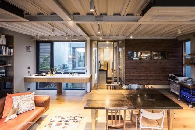 Vợ thu nhập cao xây ngôi nhà 3 tầng view toàn cây xanh và ánh sáng tặng chồng nghỉ hưu ở Nhật - Ảnh 13.