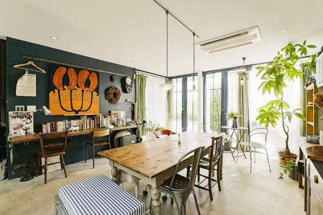 Vợ thu nhập cao xây ngôi nhà 3 tầng view toàn cây xanh và ánh sáng tặng chồng nghỉ hưu ở Nhật - Ảnh 14.