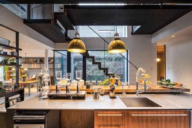 Vợ thu nhập cao xây ngôi nhà 3 tầng view toàn cây xanh và ánh sáng tặng chồng nghỉ hưu ở Nhật - Ảnh 18.