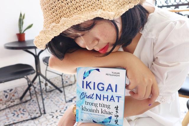 Tìm Ikigai – Tìm lý do để bạn thức dậy mỗi buổi sáng hay bắt đầu mỗi công việc vui vẻ theo cách của người Nhật - Ảnh 1.