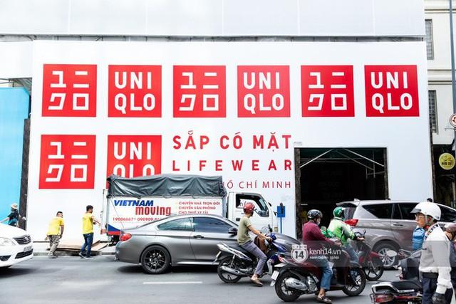 HOT: Cửa hàng UNIQLO đầu tiên tại Việt Nam sẽ chính thức khai trương vào 6/12 tới - Ảnh 3.