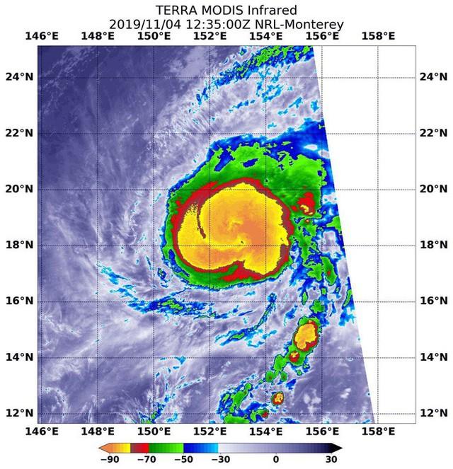 Song bão nguy hiểm ở Tây Thái Bình Dương: Bão Hạ Long tăng cấp siêu bão, Biển Đông sắp hứng bão to - Ảnh 5.
