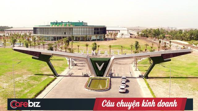 CEO Vingroup lần đầu tiên tiết lộ số tiền hàng tỷ USD đầu tư cho VinFast, mục tiêu trở thành nhà sản xuất ô tô hàng đầu tại Đông Nam Á - Ảnh 1.