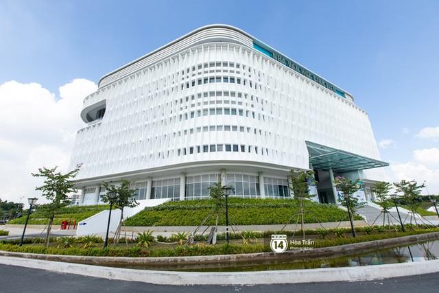 Khám phá Ngôi nhà hình lục giác trị giá hơn 400 tỷ đồng đang làm mưa làm gió sinh viên Sài Gòn - Ảnh 2.