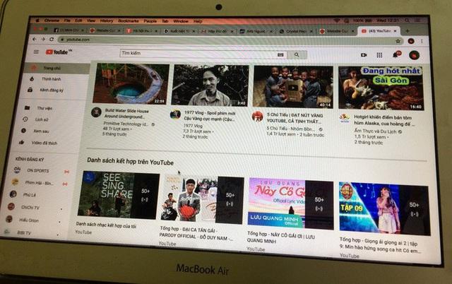 Một người ở Hà Nội có doanh thu 80 tỉ đồng từ Apple Store, Youtube nhưng chưa nộp thuế - Ảnh 1.