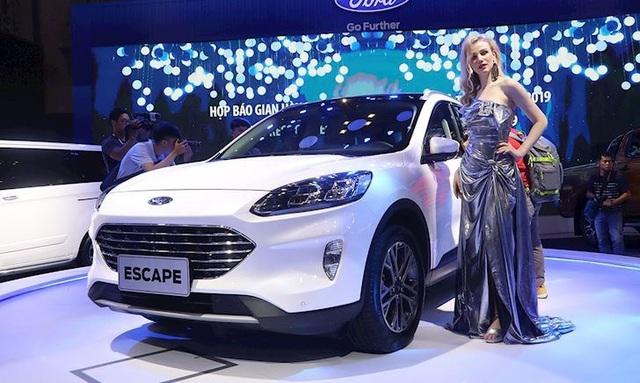 Loạt xe SUV mới dự kiến bán ra tại Việt Nam trong năm 2020 - Ảnh 1.