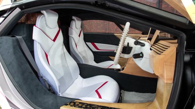 Nhật Bản sản xuất siêu xe bằng vật liệu nguồn gốc thiên nhiên: nhẹ bằng 1/5 thép nhưng dẻo dai gấp 5 lần, khủng hơn cả tơ nhện - Ảnh 2.