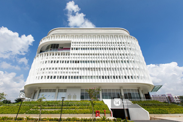 Khám phá Ngôi nhà hình lục giác trị giá hơn 400 tỷ đồng đang làm mưa làm gió sinh viên Sài Gòn - Ảnh 3.