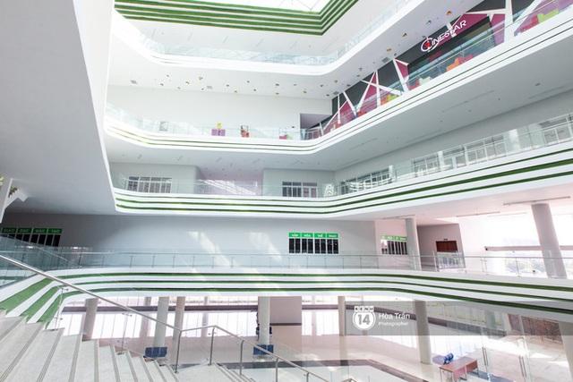 Khám phá Ngôi nhà hình lục giác trị giá hơn 400 tỷ đồng đang làm mưa làm gió sinh viên Sài Gòn - Ảnh 7.