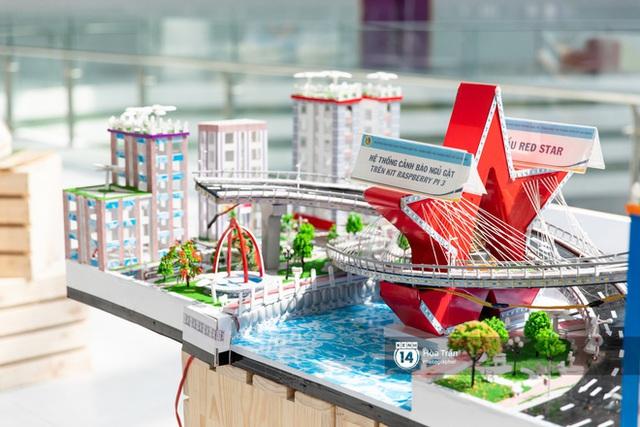 Khám phá Ngôi nhà hình lục giác trị giá hơn 400 tỷ đồng đang làm mưa làm gió sinh viên Sài Gòn - Ảnh 10.