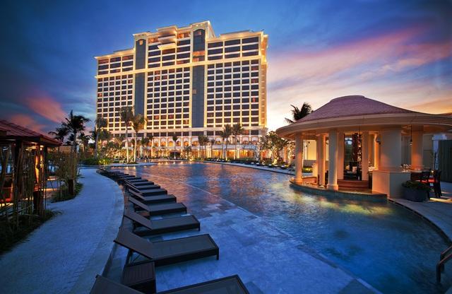 Ông lớn ngành quản lý khách sạn thế giới IHG lần đầu ra mắt thương hiệu Holiday Inn Resort tại Việt Nam - Ảnh 1.