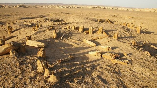 Lâu Lan: Vương quốc cổ thần bí giữa lòng sa mạc Trung Quốc và sự biến mất không lời giải đáp trong hàng nghìn năm qua - Ảnh 3.