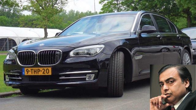 Bộ sưu tập siêu xe khủng của gia đình giàu nhất châu Á - Ảnh 6.