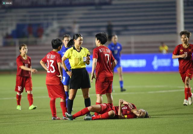 Để vô địch SEA Games, thầy trò HLV Park Hang-seo phải tránh dẫm vết đội tuyển nữ - Ảnh 4.