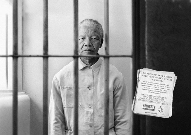 Trước khi rời đảo, viên sĩ quan hung ác nhất nói với Nelson Mandela 1 câu khiến ông kinh ngạc - Ảnh 1.