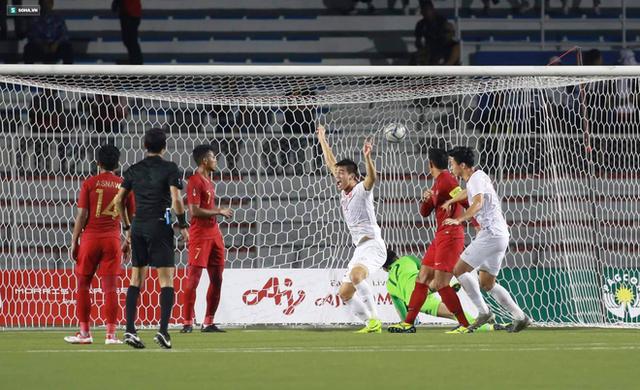 Thầy Park chơi bài ngửa, U22 Việt Nam thắng rạng rỡ để vô địch SEA Games cực kỳ có Hậu - Ảnh 1.