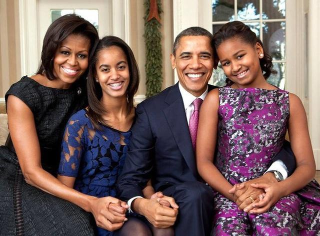 Cách dạy con gái đáng ngưỡng mộ của bà Michelle Obama