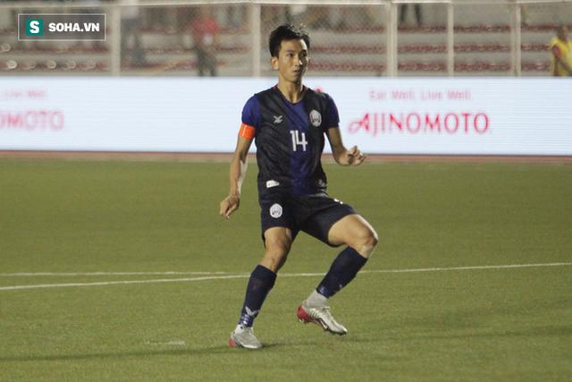 Khiến Campuchia lỡ hẹn với HCĐ SEA Games, sao gốc Việt khóc nức nở giữa cảnh đầy trớ trêu - Ảnh 3.