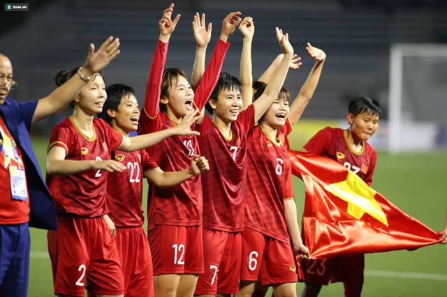 Để vô địch SEA Games, thầy trò HLV Park Hang-seo phải tránh dẫm vết đội tuyển nữ - Ảnh 6.