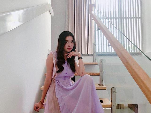 Cuộc sống độc thân trong căn nhà 400m2, đi xe 8 tỷ của á hậu Thúy Vân - Ảnh 3.