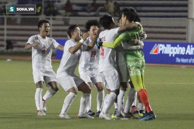 Khiến Campuchia lỡ hẹn với HCĐ SEA Games, sao gốc Việt khóc nức nở giữa cảnh đầy trớ trêu - Ảnh 4.