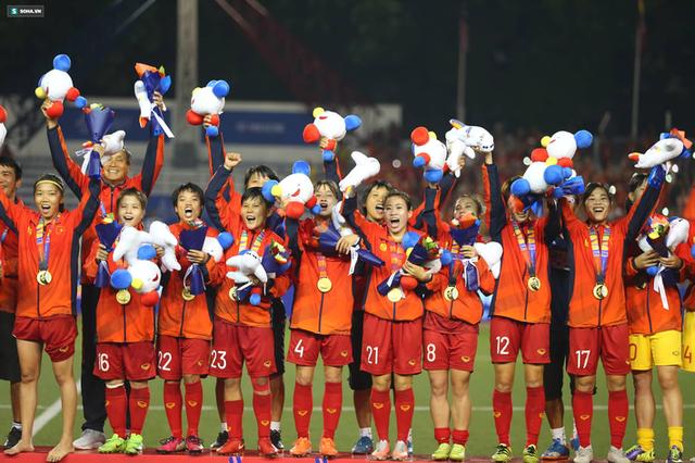 Để vô địch SEA Games, thầy trò HLV Park Hang-seo phải tránh dẫm vết đội tuyển nữ - Ảnh 7.