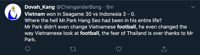 Việt Nam xuất sắc giành HCV đầu tiên trong lịch sử, dân mạng quốc tế rộn ràng chúc mừng, hết lời ngợi khen tân vô địch - Ảnh 6.