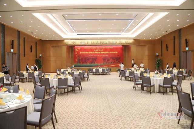 Thực đơn Thủ tướng chiêu đãi các cầu thủ vàng U22 Việt Nam - Ảnh 1.