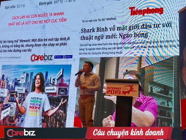 """Shark Bình giải mã 3 lỗi và 6 kinh nghiệm giúp startup né tránh thất bại, tiết lộ công thức """"Tiên, Khác, Lực, Tồn"""" do chính mình tạo ra - Ảnh 2."""