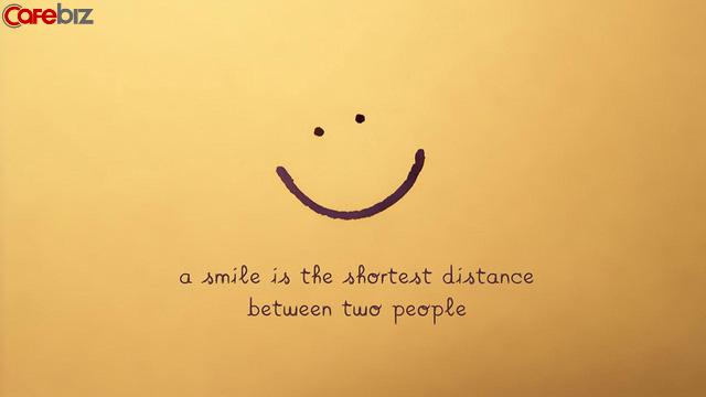 Người có tiền đồ đều làm tốt 3 điểm: Làm việc khiến người khác yên tâm, nói năng có chừng mực, luôn mỉm cười - Ảnh 3.