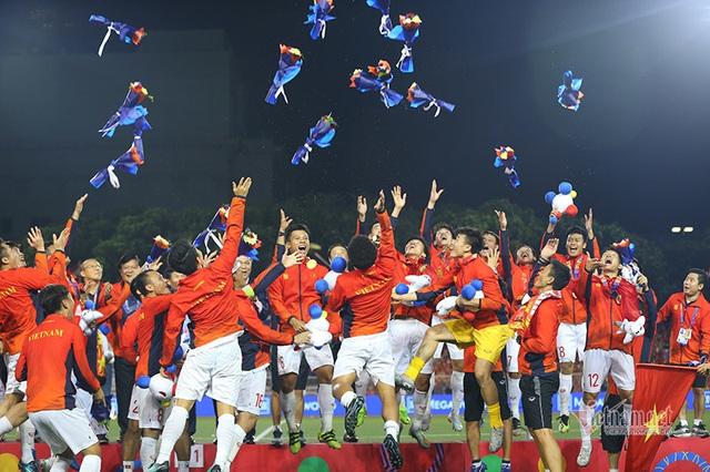 Việt Nam giành HCV SEA Games: Đã đến lúc phải mơ cao! - Ảnh 1.