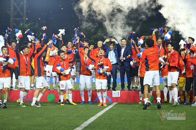 Việt Nam giành HCV SEA Games: Đã đến lúc phải mơ cao! - Ảnh 2.