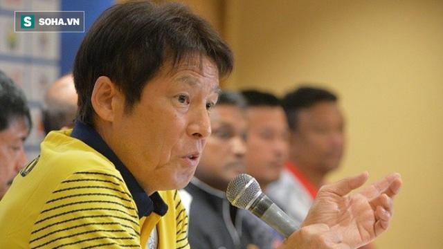 HLV Nishino nhận thông báo chính thức về tương lai sau thất bại ở SEA Games - Ảnh 1.