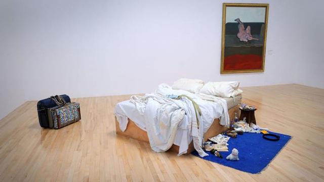Bên cạnh quả chuối hôm trước, đây là 8 tác phẩm nghệ thuật khiến bạn phải đặt câu hỏi Tại sao? - Ảnh 3.