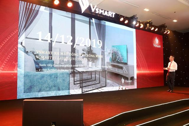 Hé lộ bảng giá tivi Vsmart của Vingroup: Cao nhất gần 17 triệu đồng, có thể điều khiển bằng giọng nói - Ảnh 1.