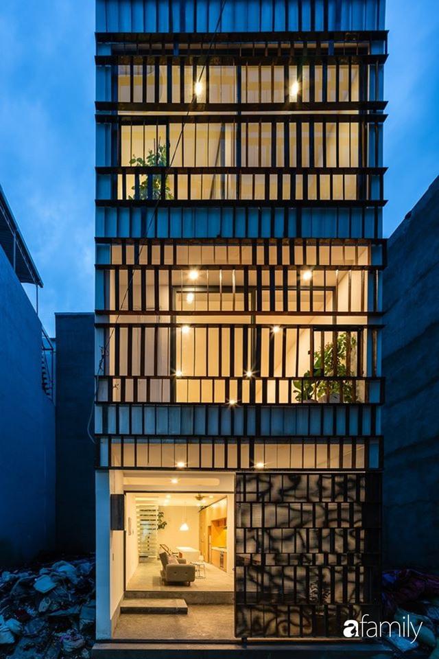 Ngôi nhà 61m² có khoảng sân trong ngập tràn ánh sáng ở quận Thủ Đức, TP. HCM - Ảnh 2.