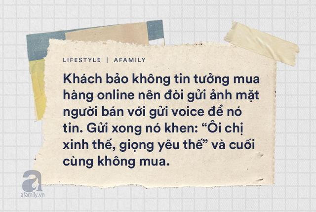 Bán hàng online và muôn nẻo tâm tư thầm kín giờ mới dám kể của hội bỉm sữa liều mình đi buôn - Ảnh 1.