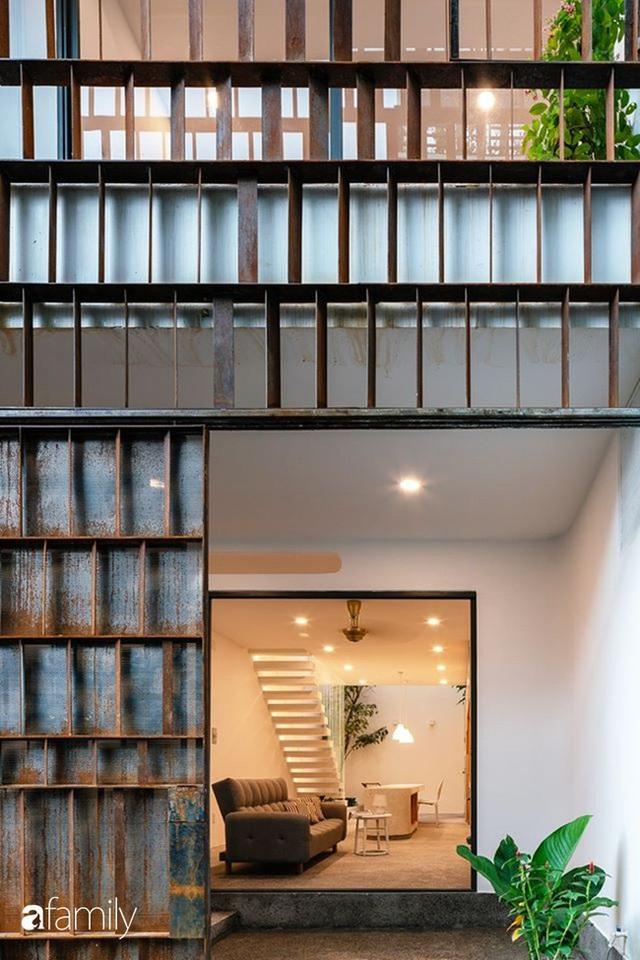 Ngôi nhà 61m² có khoảng sân trong ngập tràn ánh sáng ở quận Thủ Đức, TP. HCM - Ảnh 4.