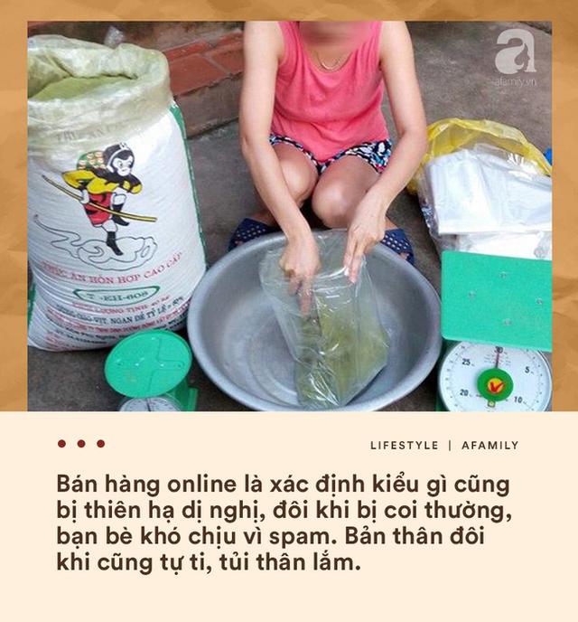 Bán hàng online và muôn nẻo tâm tư thầm kín giờ mới dám kể của hội bỉm sữa liều mình đi buôn - Ảnh 6.